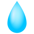 Droplet on EmojiOne 4.0