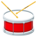 Drum on EmojiOne 4.0