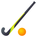 Field Hockey on EmojiOne 4.0