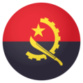 Angola on EmojiOne 4.0