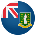 British Virgin Islands on EmojiOne 4.0