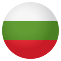 Flag: Bulgaria on EmojiOne 4.0