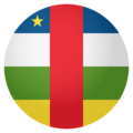 Central African Republic on EmojiOne 4.0