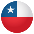 Chile on EmojiOne 4.0