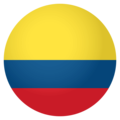 Colombia on EmojiOne 4.0