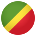 Flag: Congo - Brazzaville on EmojiOne 4.0