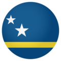 Flag: Curaçao on EmojiOne 4.0
