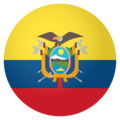 Ecuador on EmojiOne 4.0