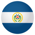 Flag: El Salvador on EmojiOne 4.0