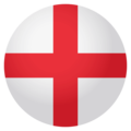 Flag: England on EmojiOne 4.0