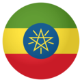 Flag: Ethiopia on EmojiOne 4.0