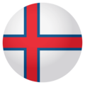 Faroe Islands on EmojiOne 4.0