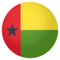 Guinea-Bissau on EmojiOne 4.0