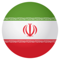 Iran on EmojiOne 4.0