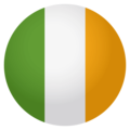Flag: Ireland on EmojiOne 4.0