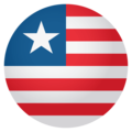 Flag: Liberia on EmojiOne 4.0