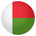 Madagascar on EmojiOne 4.0