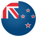 Flag: New Zealand on EmojiOne 4.0