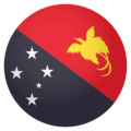 Flag: Papua New Guinea on EmojiOne 4.0
