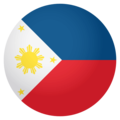 Philippines on EmojiOne 4.0