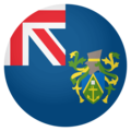 Flag: Pitcairn Islands on EmojiOne 4.0