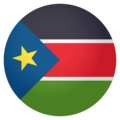 Flag: South Sudan on EmojiOne 4.0