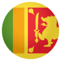Flag: Sri Lanka on EmojiOne 4.0