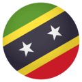 St. Kitts & Nevis on EmojiOne 4.0