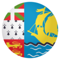 St. Pierre & Miquelon on EmojiOne 4.0