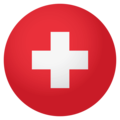 Switzerland on EmojiOne 4.0