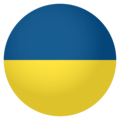 Ukraine on EmojiOne 4.0