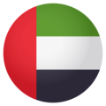 Flag: United Arab Emirates on EmojiOne 4.0