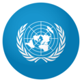 Flag: United Nations on EmojiOne 4.0