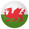 Flag: Wales on EmojiOne 4.0
