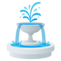 Fountain on EmojiOne 4.0