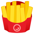 French Fries on EmojiOne 4.0