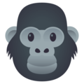 Gorilla on EmojiOne 4.0