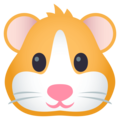 Hamster Face on EmojiOne 4.0