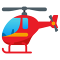 Helicopter on EmojiOne 4.0