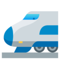 Bullet Train on EmojiOne 4.0
