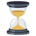 Hourglass Not Done on EmojiOne 4.0