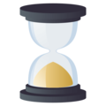 Hourglass Done on EmojiOne 4.0