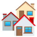 Houses on EmojiOne 4.0