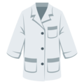 Lab Coat on EmojiOne 4.0