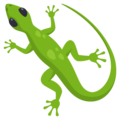 Lizard on EmojiOne 4.0