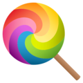 Lollipop on EmojiOne 4.0