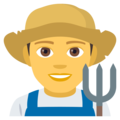 Man Farmer on EmojiOne 4.0