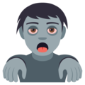 Man Zombie on EmojiOne 4.0