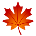 Maple Leaf on EmojiOne 4.0