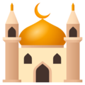 Mosque on EmojiOne 4.0
